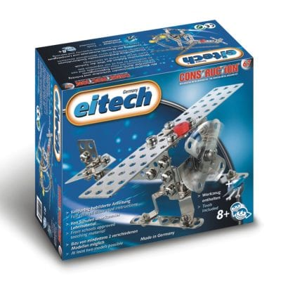 Eitech Construction – Helicopter – Plane