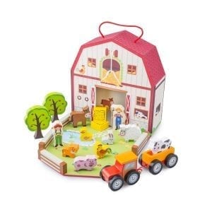 Farm House Playset