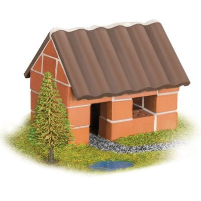 Teifoc Brick Construction – Small Detached House