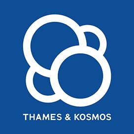 thames and kosmos logo
