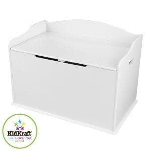 Kidkraft Austin Toy Box White