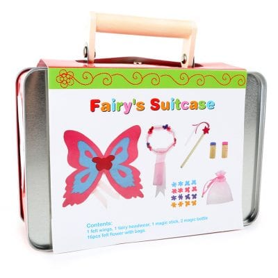 Fairy in a Suitcase