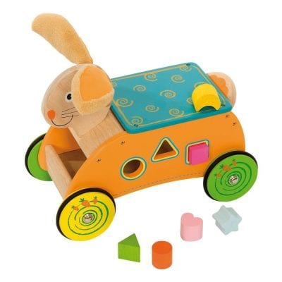 Bunny Ride On – DAMAGED PACKAGING