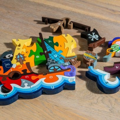 Alphabet-Wooden-Jigsaw-Pirates-for-Toddlers