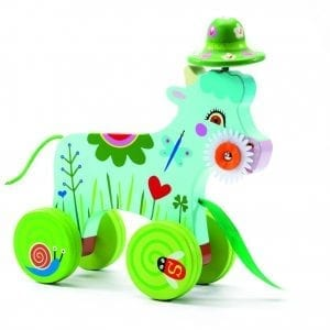 Djeco Smily Pull Along Toy