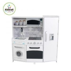 kidkraft Large Play Kitchen White