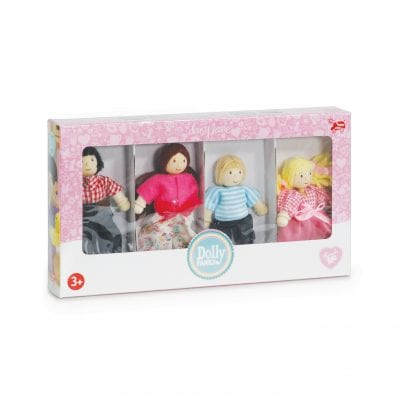 Le Toy Van Dollhouse Accessories Value Pack