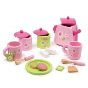 Tea set with Kettle