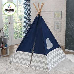 Blue Play TeePee