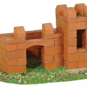 Teifoc Brick Construction – Castle
