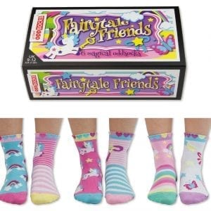 Fairytale Friends – Sock Gift Box
