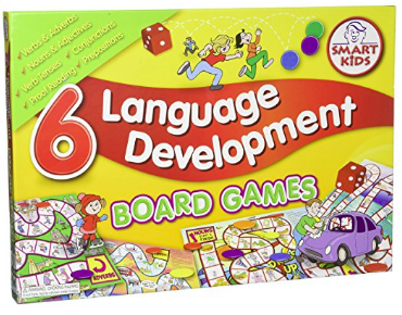 Language Development Board Games (6 Pack)
