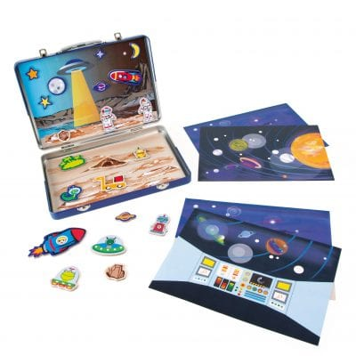 Space Magnets and Board