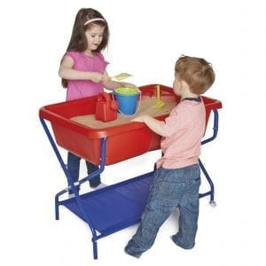 TP Rockface Sand and Water Play Table with Cover