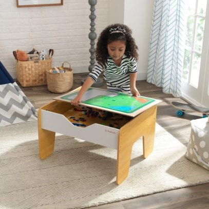 Kidkraft-Activity-Play-Table-2-in-1Grey-and-White-2