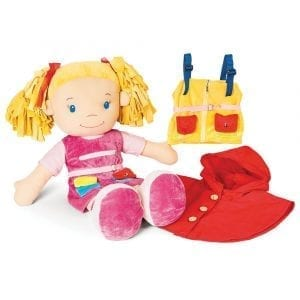 Manipulative Doll Tola