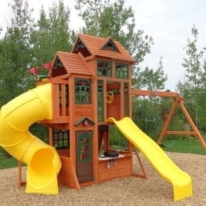 Kidkraft Canyon Ridge Wooden Playset