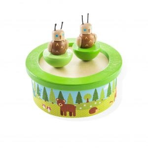 Woodland Music Box