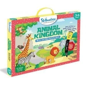 Skillmatics Animal Kingdom
