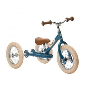 Trybike Steel 2-in-1 Vintage Blue