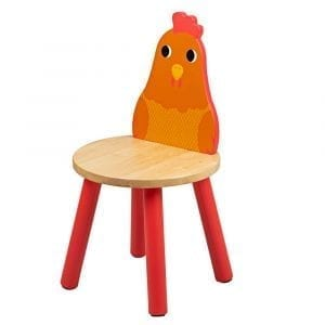 Wooden Chicken Chair Tidlo