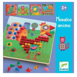 Djeco Mosaico Animals