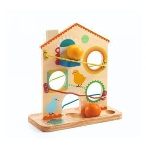 Djeco  Sliding Toy Roulatou