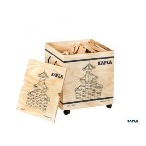 Kapla Construction 1000 Planks in Wooden Box