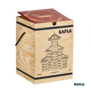 Kapla Construction 280 Planks in Wooden Box