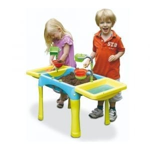 Foldaway Sand and Water Playtable