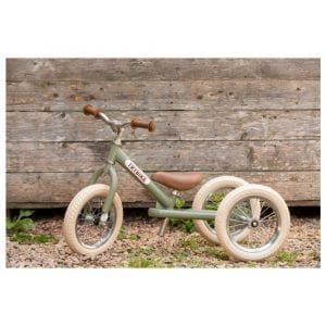 Trybike Steel 2-in-1 Vintage Green