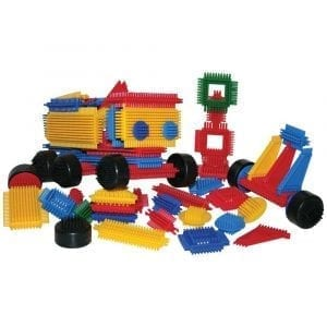 Bristle Blocks 272 pcs