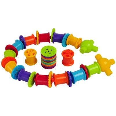 Buttons and Bobbins Lacing Rolling Set 420 pcs