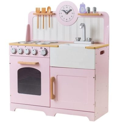 Country Play Kitchen Pink