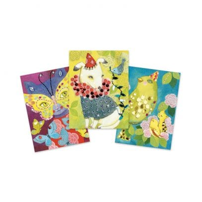 Djeco-Stitching-Cards-Carnival-Craft-2