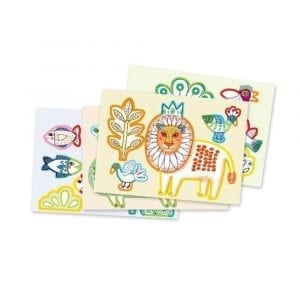 Djeco Colouring-in Zoo Zoo