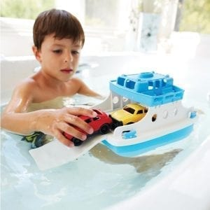 GreenToys Ferry Boat with Cars