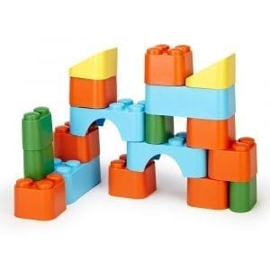 GreenToys Block Set