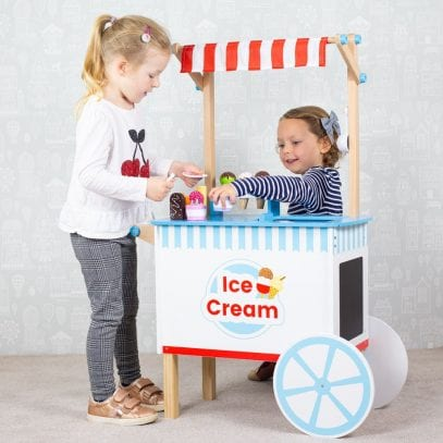 Ice-Cream-Cart-with-Accessories-Pretend-Play-1