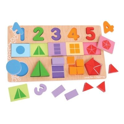 My 1st Fractions Puzzle