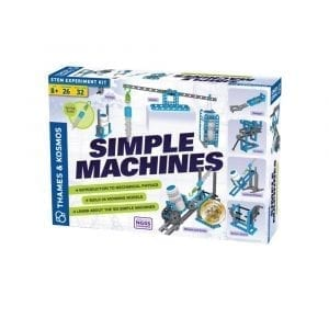 STEM Experiment Kit Simple Machines