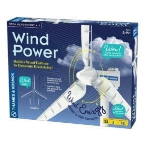 STEM Experiment Kit Wind Power