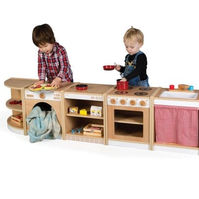 Wooden-Kitchen-Toddler-Cooker-1