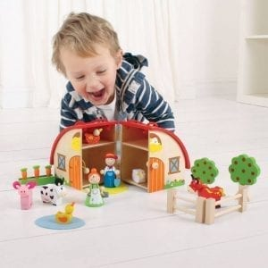 Farm Mini Playset