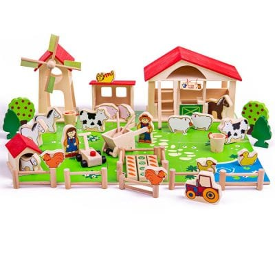 Play Farm with Accessories