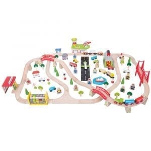 Transport Train Set