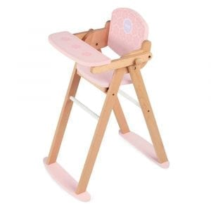Doll's High Chair Tidlo