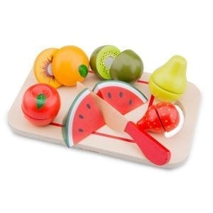 Cutting Meal Fruits