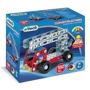 Eitech Construction Red Firetruck