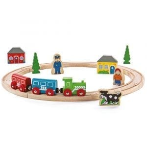 My First Trainset